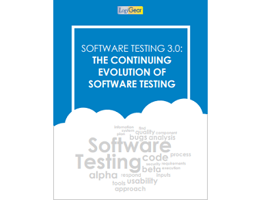 White Paper Software Testing 3.0 The Continuing Evolution if Software Testing