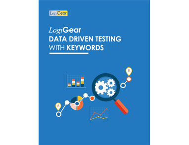 White Paper Data-Driven Testing with Keywords